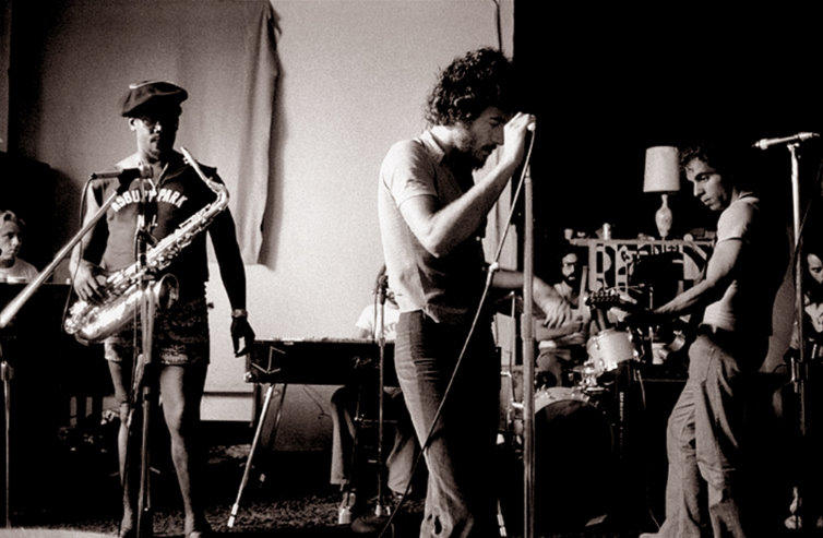 The Rehearsal Room - The Record Plant - 7.19.75 - Barbara Pyle