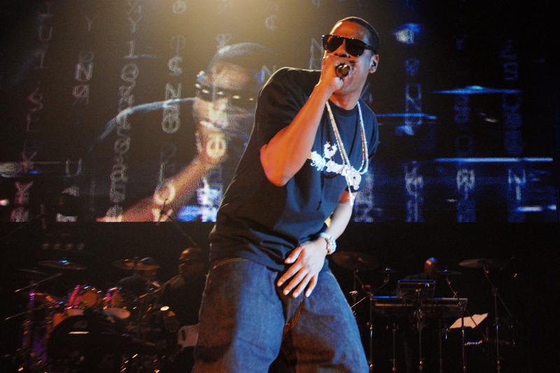 Jay-Z In Concert At Hammerstein Ballroom