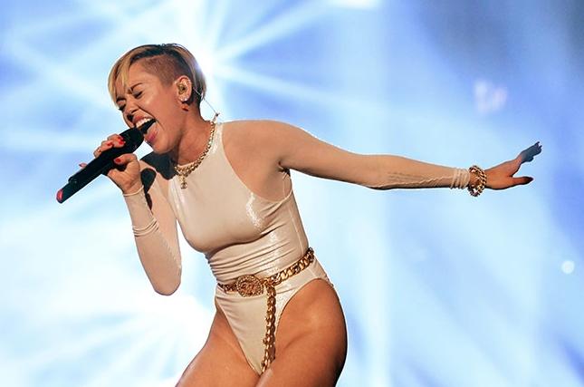 Mileysinging