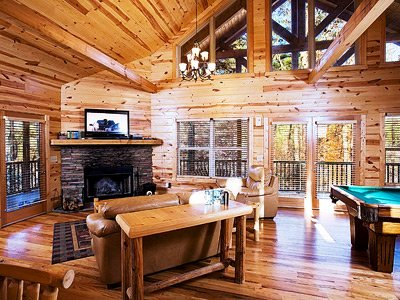 Email and referral marketing the workhorse and dark horse for North ga cabin rentals cheap