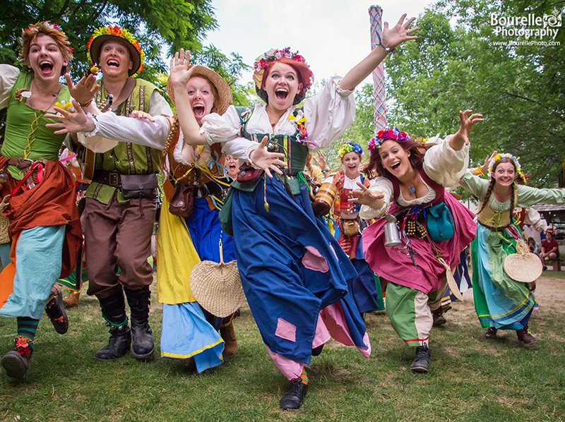 Renaissance Fairs: How Acting In A Renaissance Faire Has Made Me A Better