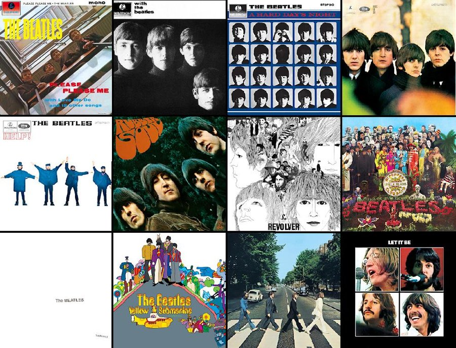 the_beatles_albums_by_beatlesmania6