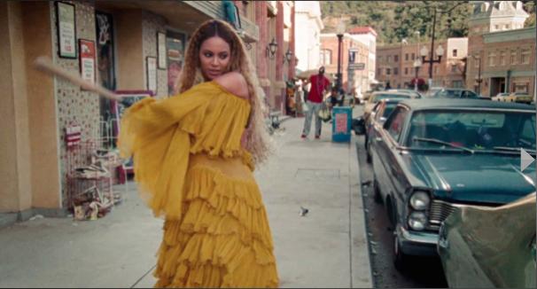 BeyonceCar