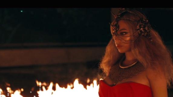 BeyonceFlames