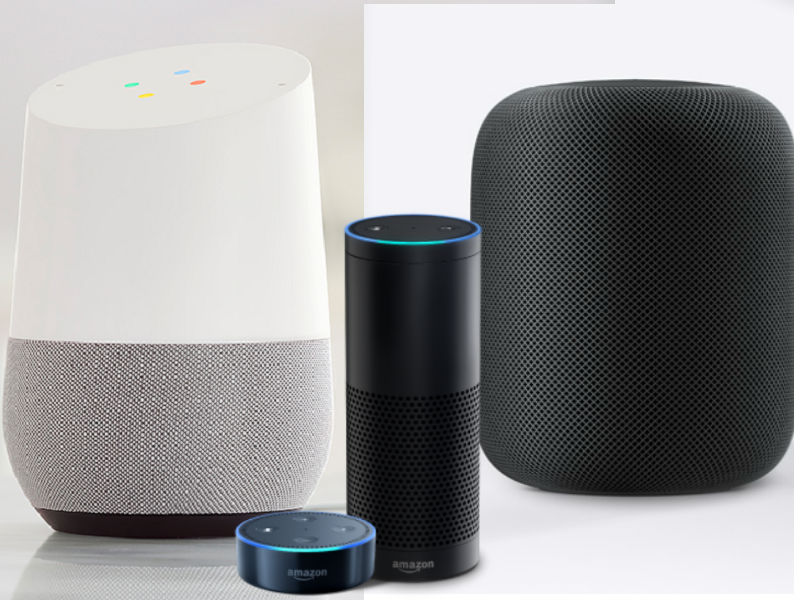 Why Amazon and Google Are Fighting to Lead the Voice-First